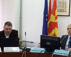 Александар Арсиќ нов претседател  на Совет на општина Куманово