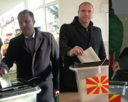 Оливер Спасовски, Изборите денеска се историски момент за државата