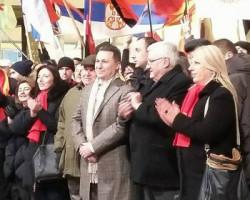 Груевски од Куманово порача дека на 11ти декември убедливо ќе победи ВМРО ДПМНЕ и коалицијата за подобра Македонија