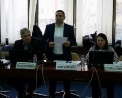 Самет Салиевски нов советник во советот на општина Куманово