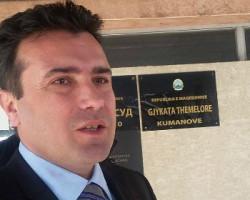 Заев – Груевски да каже дека не може да формира влада