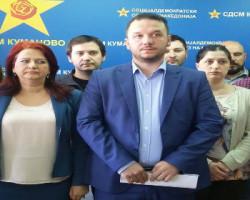 АУДИО- Костовски по инцидентот тврди дека немало физички напад тоа се лаги и небулози на ВМРО ДПМНЕ
