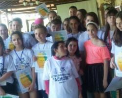 Затворен 7от традиционален младински  ликовен камп АСНОМ