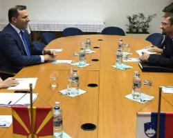 Спасовски на министерска конференција во Будимпешта