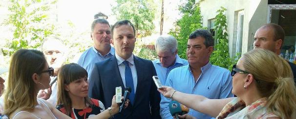 Спасовски: Совесни возачи за безбедност во сообраќајот, казни за несовесните возачи