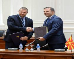 Македонија и БиХ потпишаа договор за признавање на возачките дозволи
