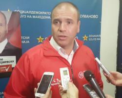 Максим Димитриевски со 11 450 гласови повеќе од Зоран Ѓорѓиевски
