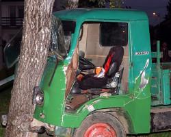 Деца си играле возачи па го прегазиле татко си со камион