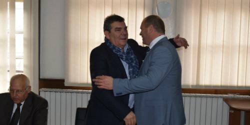 Порнаешни градоначалници на Куманово на прием кај Димитриевски