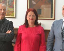 Поранешните претседатели на Советот на прием кај Мургашанска