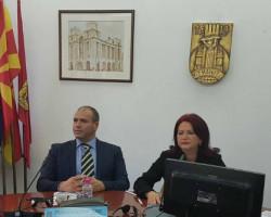 Атина Мургашанска е претседател на советот на општина Куманово