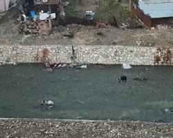 50 Евра казна за жената што истури ѓубре во река Кумановка