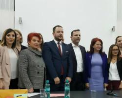 Општинската организација на СДСМ Куманово на редовна изборна конференција ги избра членовите на нов извршен и надзорен одбор
