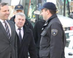 Позорна служба на полицијата во 17 реони во Куманово