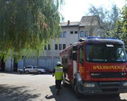Завчера немало пожар во канцеларијата на Црвениот крст, туку штекер се запалил кај Пазарна инспекција