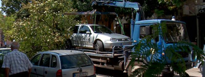 Општина Куманово доби уште едно пајак возило, по велигденските празници нулта толеранција за несовесни возачи , најави градоначалникот на Општина Куманово