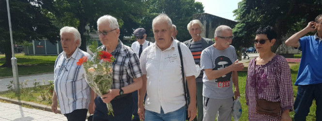 Не е добро да се заборават позитивните придобивки на Тито за  Македонија реагираат подржувачите на Тито од Куманово