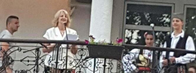 Амбасадорката на република Србија во Македонија организираше презентација на српска храна и вино во амбасадата