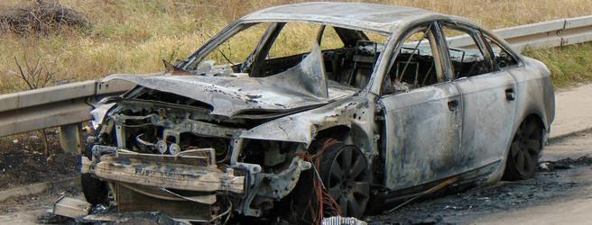 Експлозивна направа разнесе автомобил во Куманово