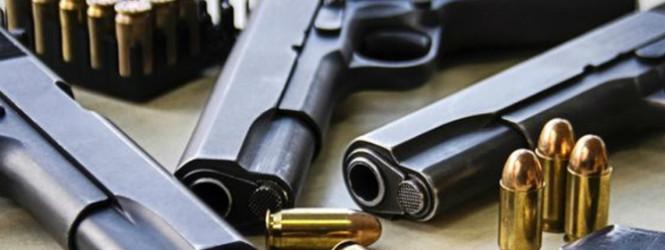Автоматска пушка, пиштоли и муниција пронајдени и одземени во Черкезе
