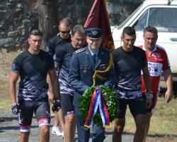 Српски специјалци со велосипед од Солун до Белград, го посетија и Зебрњак