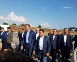 Вучиќ: Референдумот е ваше право, не сакаме да се мешаме во внатрешните работи