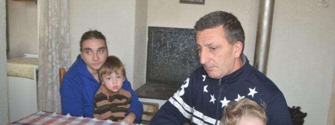 На семејството Велковски од Куманово му е потребна нашата помош