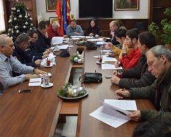 Одржан состанок на Општински штаб за заштита и спасување  при Општина Куманово