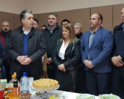 Бадник со посна трпеза и со сите етнички заедници одбележан во средното училиште Киро Бурназ во Куманово