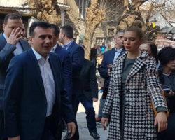 Внимаваме со изјавите кон Србија и внимателно пријателски возвраќаме, порача Заев од Куманово на обвинувањата кои доаѓаат од Србија