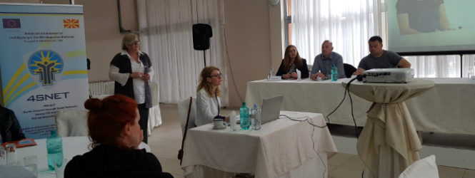 Социјална инклузија преку социјални мрежи помеѓу граѓански организации и социјално претпримеништво