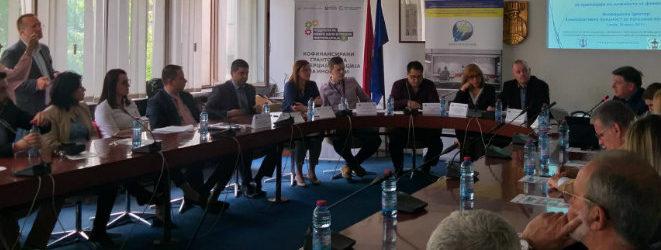 Фондацијата за развој на мали и средни претпријатија со презентацијата на можностите за финансирање на малите и средни претпријатија