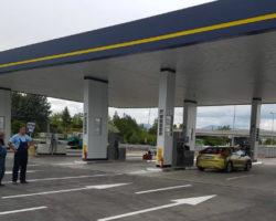 Пуштена во употреба реконструираната бензинска станица на Макпетрол на автопатот на  влезот во Куманово