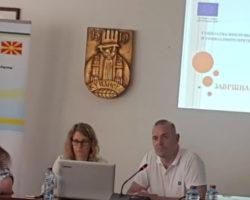 """Успешно реализиран проектот """"Социјална инклузија преку социјални мрежи помеѓу граѓанските организации и социјално претприемништво"""""""