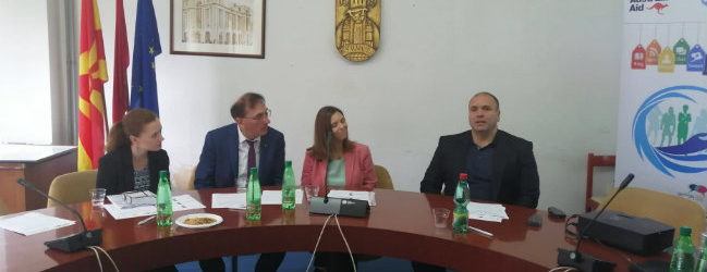 Австралиската амбасадорка во прва посета на Куманово
