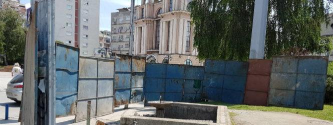 Фонтаната во центарот на Куманово, ќе се реконструира во модерно катче