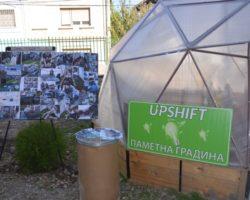 """Учениците од """"Крсте Мисирков"""" со иновативни проекти, Хидрапонична и паметна градина"""