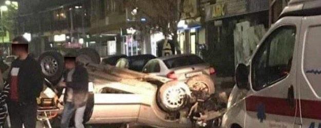 Кумановец загина во сообраќајна несреќа, 26 возачи откриени како возат пијани, а еден автомобил превртен на кров