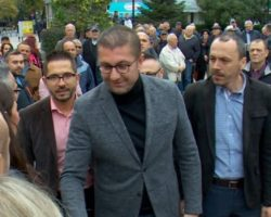 Мицковски од Куманово порача дека правдата ќе дојде на 12 април