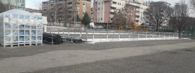 Во јануари ќе стартува новото лизгалиште во Куманово