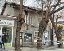 Ќе се руши старата куќа во центарот на градот