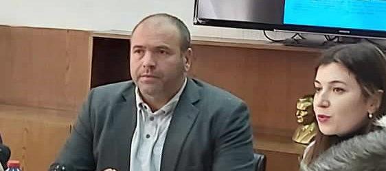 Димитриевски: Сите сме за чист воздух  без политика