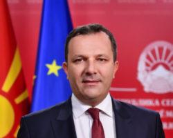 Премиерот Спасовски апелира граѓаните на Куманово да ги почитуваат мерките за заштита од коронавирусот