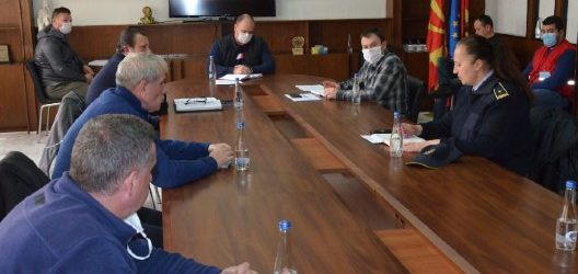 Општински штаб за заштита и спасување и денеска од Владата побара целосен карантин за Куманово
