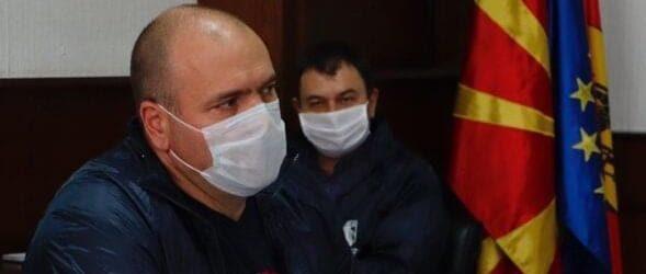 Димитриевски : Сочувство до семејставата на починатите од Ковид 19