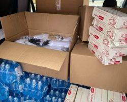 ГА-МА АД Скопје донираше заштитна опрема за Територијалната противпожарна единица  Куманово