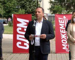 Спасовски: Добро е за демократијата сите политички партии да учествуваат на изборите