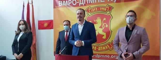 Петрушевски: Обнова на Македонија ја започнува финалната битка за спас на Македонија