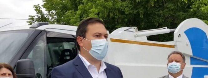 """Директорот на """"Чистота и зеленило"""" си поднесе оставка"""