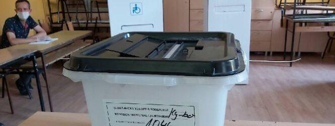 Започна гласањето за предвремените парламентарни избори, навремено отворени избирачките места во Куманово